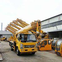 直销工程建筑园林建设12吨东风汽车吊车 8吨小型吊车可上牌照