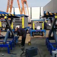 平顶山SJG2吨固定式升降平台