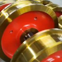 郑州锻打行车轮专业制造