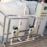 廊坊全自动加碱机 砖厂自动加碱机  脱硫塔自动加碱机
