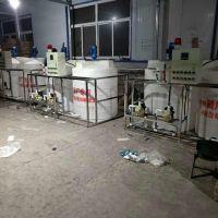 专业定做砖厂自动加碱机 环保自动加碱设备全套