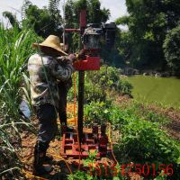 JZ-2轻便型岩心钻机35米取样钻机小型工程钻机