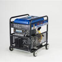 TO250A内燃发电电焊一体机
