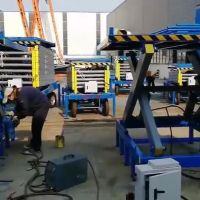 濮阳500KG液压升降平台升降机定制厂家直销