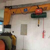 金原起重机械墙壁吊非标生产厂家BQ型