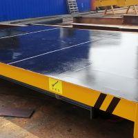 河南省法兰克生产KPX蓄电池电动平车