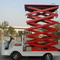 武汉起重平台厂家/电动剪叉式升降设备—豫正重工武汉分公司