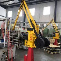 苏州曲臂平衡吊 起重机 立柱悬臂平衡吊