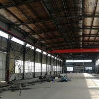 杭州起重机--滨江区LDA型电动单梁起重机安装完工