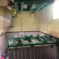 行吊式垃圾压缩中转站制造维修