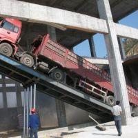 江西质量好的汽车翻板卸车平台厂家