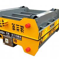 河南省法兰克搬运设备制造有限公司专业生产KPJ卷缆式电动平车