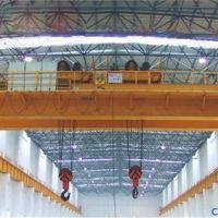 南京QE型双小车桥式起重机