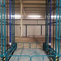 西安室内外升降货梯安装售后维修—西安天成重工