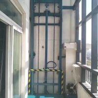 咸阳室内外升降货梯安装售后维修—西安天成重工