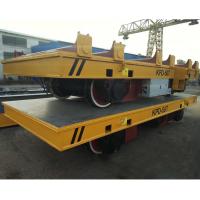 河南省法兰克搬运设备制造有限公司生产KPD低压轨道电动平车