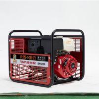 小体积190A汽油发电电焊机