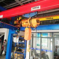 嘉兴KBK起重机悬臂吊 专业航吊起重机行车维修保养