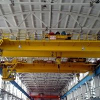 福建泉州QD型双梁桥式起重机