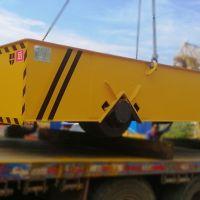 河南法兰克搬运设备制造有限公司生产KPXL无轨蓄电池电动平车