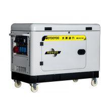 房车改装7KW汽油发电机
