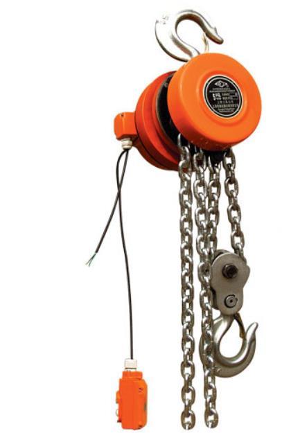 未来重工DHT环链电动葫芦