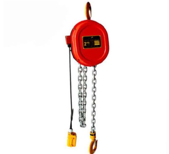 微型环链电动葫芦