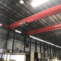 佛山5吨电动单梁起重机安装销售维修
