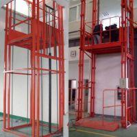 南通货梯厂家安装维修 轨道式升降货梯