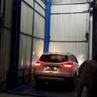 郑州室内汽车升降平台