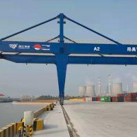 内陆港口起重机监控系统——河南九九智能电气集团