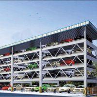 立体车库起重机监控系统——河南九九智能电气集团