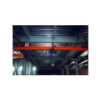 西安起重机——专业生产桥式起重机