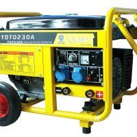 高原定制230A发电电焊机