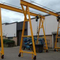 上海专业生产移动式龙门吊架
