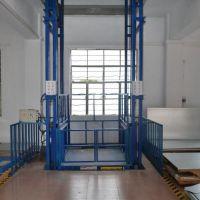 辽宁沈阳现场安装导轨货梯