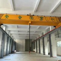 广州电动桥式单梁限高起重机