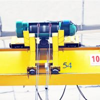 宜春生產銷售起重機-LDP型電動單梁起重機