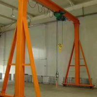 海门移动龙门吊厂家 南通小型移动龙门吊安装