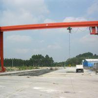 西安MH型电动葫芦门式起重机(包厢型)