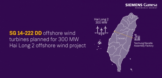 全球最大海上风电巨无霸定桩台湾