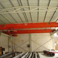 河南LDA电动单梁起重机厂家供应