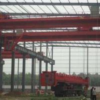 天津變頻調速橋式起重機