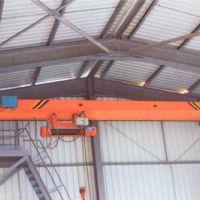 河北张家口内蒙LX型电动单梁悬挂起重机