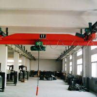 嘉兴LX型电动单梁悬挂起重机