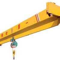 南京LDA电动单梁起重机厂家