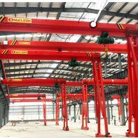 宁波电动葫芦半门式起重机行车生产厂家