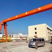 宁波16吨单梁龙门吊门式起重机