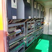 河南长垣起重机专用电气室圣斯电气