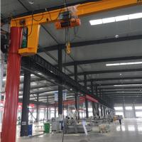 郑州悬臂吊葫芦起重机1吨2吨3吨生产厂家